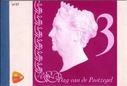 NEDERLAND, 2011, PRESTIGE BOOKLET, PR 37, Stamp Day 2011 - Postzegelboekjes En Roltandingzegels