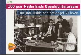 NEDERLAND, 2012, PRESTIGE BOOKLET, PR 38, Open Air Museum - Postzegelboekjes En Roltandingzegels