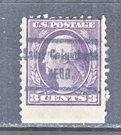 U.S. 501  Perf.  11  NEBR.   (o) - United States