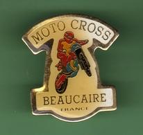 MOTO CROSS *** BEAUCAIRE *** 1035 - Motos