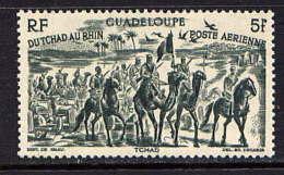 GUADELOUPE - A7**  - DU TCHAD AU RHIN / TCHAD - Guadeloupe (1884-1947)