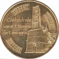 87 LIMOGES CATHÉDRALE SAINT PIERRE MÉDAILLE TOURISTIQUE MONNAIE DE PARIS 2018 JETON MEDALS TOKENS COINS - 2018