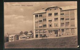 CPA Hauteville, Hotel Splendid - Non Classés