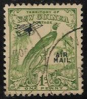 New Guinea SG191 1932 Airmail 1d Good/fine Used [40/32566/2D] - Papouasie-Nouvelle-Guinée
