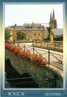 CPM 08 (Ardennes) Mouzon - Les Jardins Et L'Abbatiale TBE - Other Municipalities