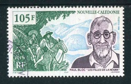 "TIMBRE Oblit. De 1999 ""155 F -  ""Paul Bloc : Les Fillesde La Néama"" - Neukaledonien"