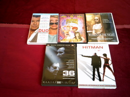 PROMO  DVD ° REF  321 ° LE LOT DE 5 DVD  POUR 20 EUROS °°° - DVD