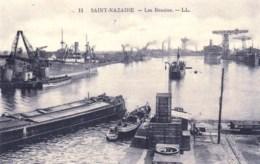 44 - Loire Atlantique -  SAINT NAZAIRE - Les Bassins - Saint Nazaire