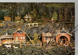 9-133 CZECHOSLOVAKIA 1977 Museum - Nativities From Jindrichuv Hradec Nativity Scene Manger Scene Crib, Crèche Belenismo - Cristianesimo