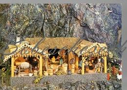 9-135 CZECHOSLOVAKIA 1977 Museum - Nativities From Jindrichuv Hradec Nativity Scene Manger Scene Crib, Crèche Belenismo - Cristianesimo