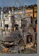 9-137 CZECHOSLOVAKIA 1977 Museum - Nativities From Jindrichuv Hradec Nativity Scene Manger Scene Crib  Crèche Belenismo - Cristianesimo