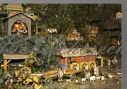 9-139 CZECHOSLOVAKIA 1977 Museum Nativities From Jindrichuv Hradec Nativity Scene Manger Scene Crib  Crèche Belenismo - Cristianesimo