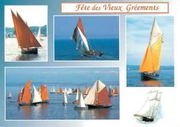 Bretagne Rassemblement De Vieux Greements Pour La Regate  CPM Ou CPSM - Bretagne