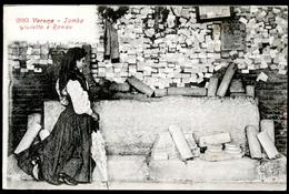 Verona, Tomba Giuletta E Romero, Um 1910 - Verona