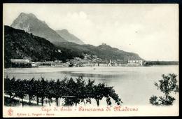 Lago Di Garda, Vor 1905, Panorama Di Maderno, Forgioli, Barcis - Brescia