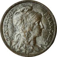 Monnaie, France, Dupuis, Centime, 1916, Paris, TTB, Bronze, Gadoury:90, KM:840 - Corse (1736-1768)