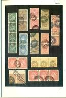 URUGUAY Catalogue Des Oblitérations Anciennes 61 Pages En Allemand Par A.NARATH.rare. - Annullamenti