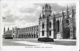7-(49)LISBOA-MOSTERIO DOS JERONIMOS - Lisboa