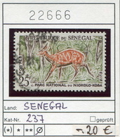 Senegal -  Republique Du Senegal - Michel 237 -  Oo Oblit. Used Gebruikt - Senegal (1960-...)
