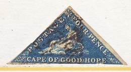 CAPE  OF GOOD  HOPE 13  Fault  (o)  S.G. Wmk. 2 - South Africa (...-1961)