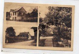 CPA - 67 - NIEDERBRONN LES BAINS - Villa KLEIN - Pension De Famille - Avenue Foch - Vues Multiples - Pas Courante - Niederbronn Les Bains