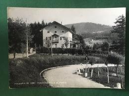 Cartolina Folgaria - Pensione Villa Al Parco - 1951 - Trento