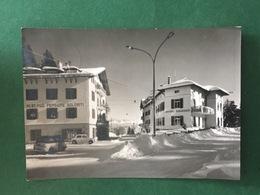 Cartolina Passo Della Mendola - Alberghi Caldaro E Dolomiti - 1966 - Trento