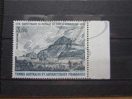 VEND BEAU TIMBRE DE POSTE AERIENNE DES T.A.A.F. N° 47 + BDF , XX !!! (a) - Poste Aérienne