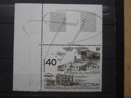 VEND BEAU TIMBRE DE POSTE AERIENNE DES T.A.A.F. N° 104 + BDF , XX !!! - Poste Aérienne