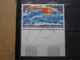 VEND BEAU TIMBRE DE POSTE AERIENNE DES T.A.A.F. N° 62 , XX !!! (a) - Poste Aérienne