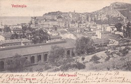 619 Ventimiglia Veduta Generale - Italia