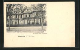 CPA Chantilly, Villa Poiret - Chantilly