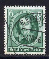 Allemagne Empire 1936 Yvert 564 (o) B Oblitere(s) - Allemagne