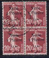 Syrie 1924 Yvert 130 (o) B Oblitere(s) - Usados