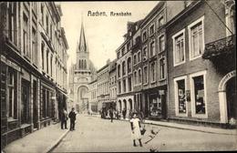 Cp Aachen In Nordrhein Westfalen, Rennbahn, Kirche - Allemagne