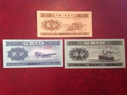 3 Billets Chine Ou Japon ? - Chine
