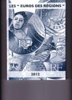 France - Euros Des Régions 2012 - 27 Piéces Dans Livret Leuchtturm - Sammlungen