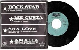 ROCK STAR ME GUSTA SAX LOVE AMALIA - Disco, Pop