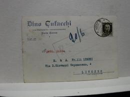 PORTO TORRES  -- SASSARI  --  DINO CUFACCHI   -- TRASPORTI - Sassari