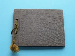 2 Identieke ALBUM 1927 ( Format 11,5 X 8,5 Cm.) 1 Met Notitie > Zie Foto > Te Identificeren > Trouvé/Gevonden IEPER ! - Matériel & Accessoires