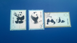 China 1963 Giant Panda - Usados