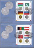 UNO WIEN 2006 Mi-Nr. 477/84 FDC - FDC