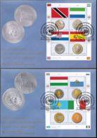 UNO WIEN 2007 Mi-Nr. 489/96 FDC - FDC