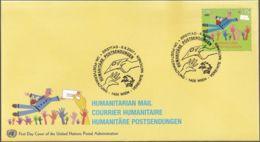 UNO WIEN 2007 Mi-Nr. 512 FDC - FDC