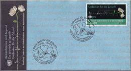 UNO WIEN 2008 Mi-Nr. 521 FDC - FDC