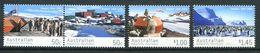 249 AUSTRALIE Territoire Antarctique (AAT) 2004 - Yvert 157/60 - Base Mawson Manchot Avion - Neuf** (MNH) Sans Charniere - Unused Stamps