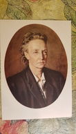 Scientist Irène Joliot-Curie - Old USSR Postcard 1957 - Nobel Prize - Premi Nobel