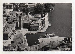 Riva Del Garda (Trento) - Il Porto Dalla Seggiovia - Viaggiata Nel 1953 - (FDC16349) - Trento