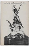 """PAQUEBOT TRANSATLANTIQUE """" PARIS """" - N° 10 - INTERIEUR - OBJET D' ART OFFERT PAR LA VILLE DE PARIS - CPA NON VOYAGEE 75 - Piroscafi"""