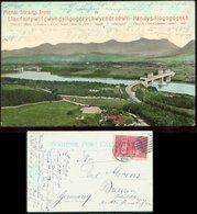 17266 Kanada Canada AK Waterloo - Bremen 1908 , Bedarfserhaltung. - Briefe U. Dokumente